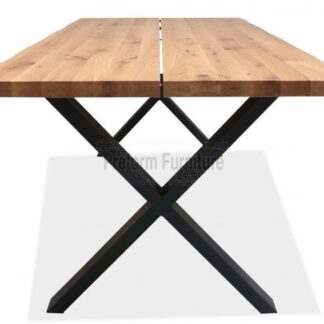 Vigga plankebordet natur Brun