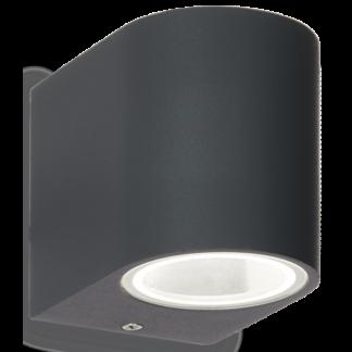 ASTRO Væglampe i aluminium H8 cm 1 x G9 - Antracit