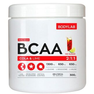 Bodylab BCAA 2:1:1 - 300 Gram
