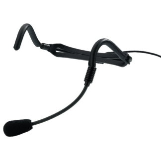Headsetmikrofon Med 3,5 mm mini jackstik - HSE-120