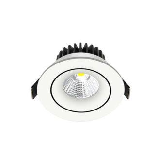 LED downlight Tilt, indbygning