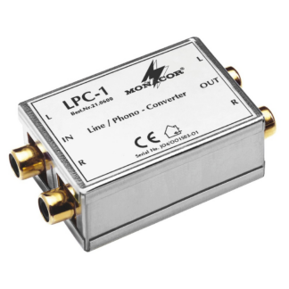 LPC-1 Line/phono-adapter