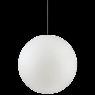 SOLE Loftlampe i kunststof Ø40 cm 1 x E27 - Hvid