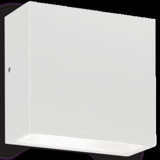 TETRIS Væglampe i aluminium H9 cm 1 x G9 - Hvid