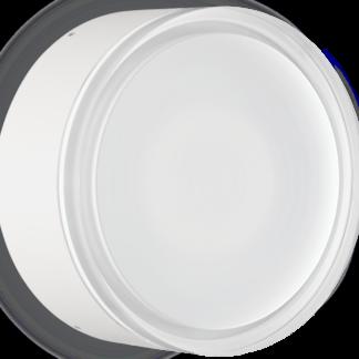 URANO Påbygningsspot i aluminium Ø16 cm 1 x GX53 - Hvid