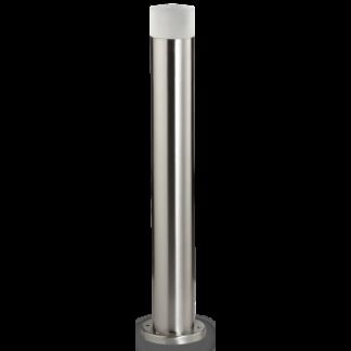 VENUS Bedlampe i stål og akryl H60 cm 1 x GU10 - Børstet stål