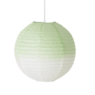 Bloomingville bloominville lanterne (grøn/ø35 cm)