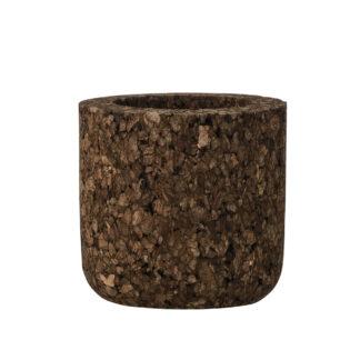 Bloomingville fyrffadsstage, kork (brun)