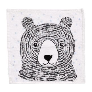 Bloomingville vakseklud (bjørn)