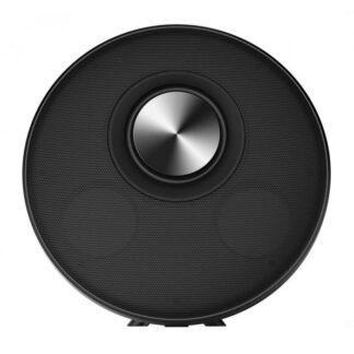 Chill Fidelity E50 rund trådløs Bluetooth Stereo Højtaler Sort