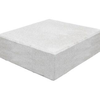 Hvide / Sienna 30x30x8 Havefliser