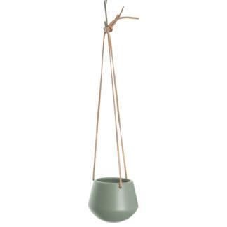Present time urtepotte (grøn)