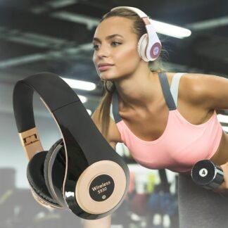 Bluetooth høretelefoner S930