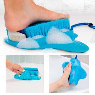 Fresh Feet Fod børste til badet