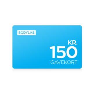 Gavekort - 150 kr.