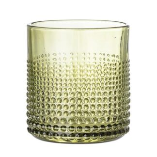Gro Drikkeglas, Glas grøn