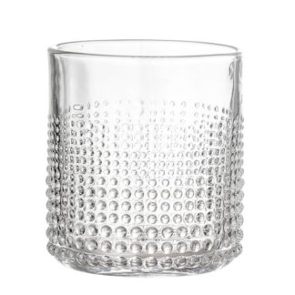 Gro Drikkeglas, Glas klar
