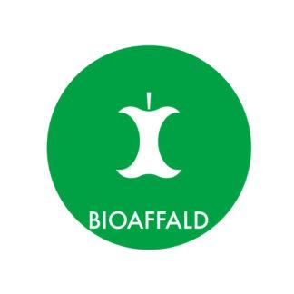 Piktogram til affaldssortering, Bioaffald