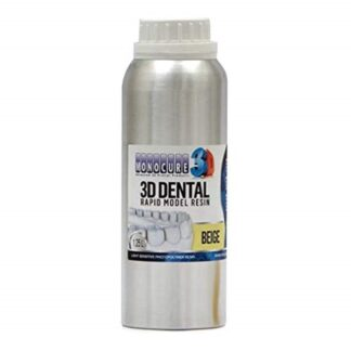 Monocure 3D - Rapid Dental Resin - 1,25 l - Beige