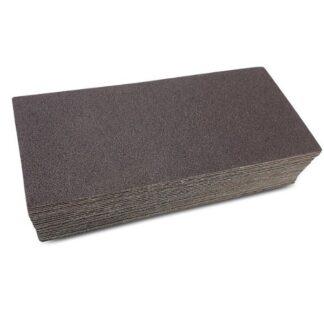 Sandpapir 70x155mm uden velcro - 50 stk/pakke Korn P240