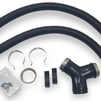Numatic woodboy Y-system slange til støvsugermontering