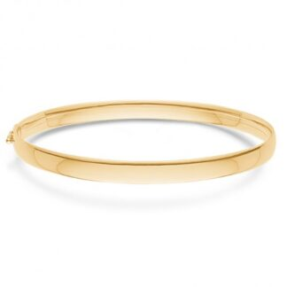 Mads Z Big Circlet armring 8kt guld - 3360105 8 kt M