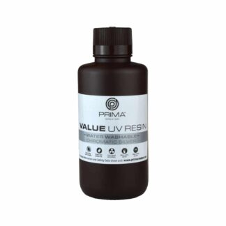 PrimaCreator Value Water Washable UV Resin - 500 ml - Chromatic Silver
