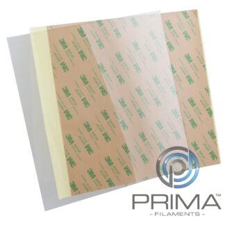 PrimaFil Pei ULTEM Sheet 400 x 400 mm - 0.2 mm