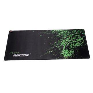 RAKOON Dragon gaming musemåtte 30x80cm - Grøn