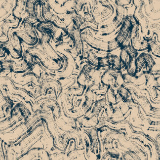 Sand b?lge kaligrafi af Tine Nordahl Grosen