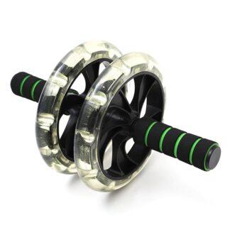 AB Wheel - stor model - til mavetræning m.v. (knæpude medfølger)