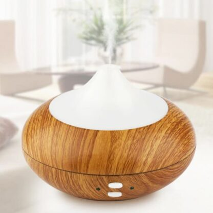 Aroma Diffuser (Aroma ultralyd terapi) - Hvid