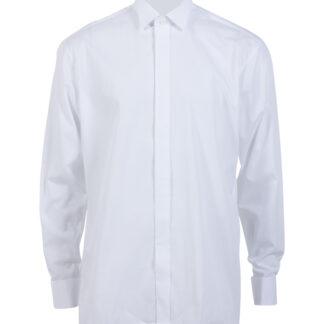 CARNÈT Kingsley tuxedo herre skjorte White M