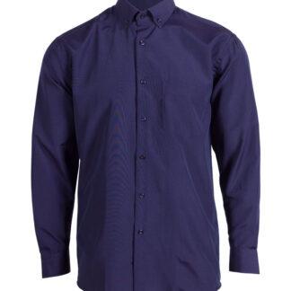 CARNÉT Khalil herre skjorte Navy 4XL