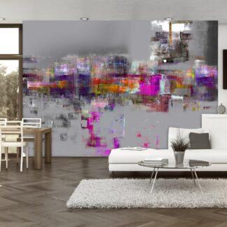 Fototapet - Morpheus Madness - colorful / 300x210