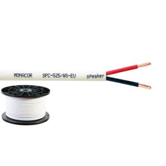Højttalerkabel 2x2.5mm2 100m - SPC-525/WS-EU