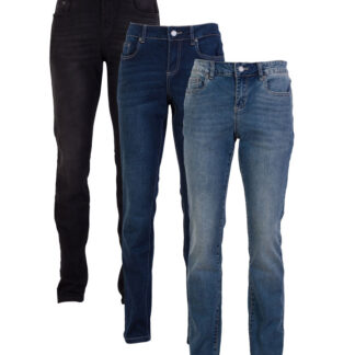 Jam Holly dame stretch jeans Black 34 34
