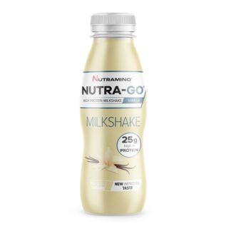 Nutramino Nutra-go Milkshake Vanilla 12x330ml