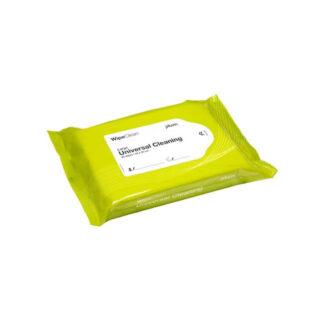 Plum Universal Cleaning wipe, universalrengøring serviet, large, 20 stk.