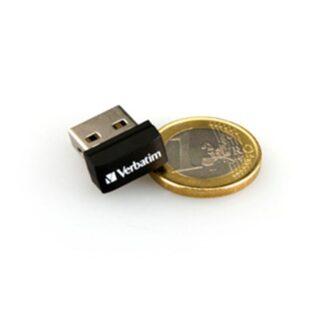 USB 2.0 Store 'N' Stay Nano 32GB, Black
