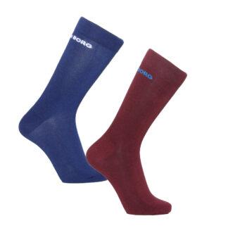 2 par Bjørn Borg sokker