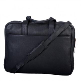 Bon Gout Computer Bag Columbia Black