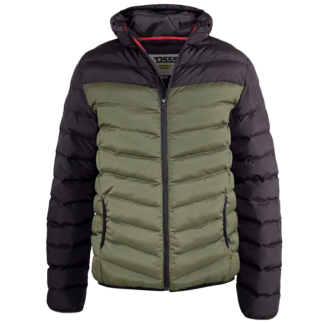 D555 Hewlett +size herre jakke 4XL