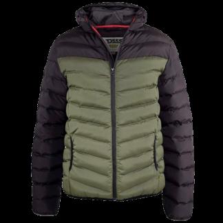 D555 Hewlett +size herre jakke 5XL