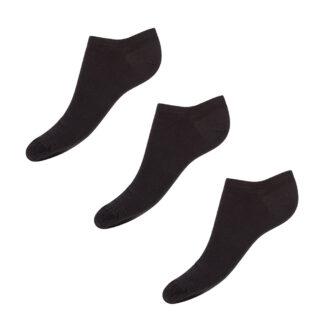 DECOY ankle sock cotton 3-pk