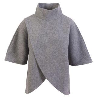 Kopenhaken New City dame poncho/fleece L/XL