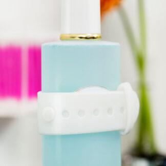 Magnetisk Shampooholder - 2 stk. (hvid)