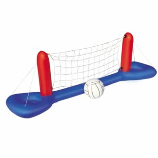 Oppustelig Volleyballnet med bold fra Bestway
