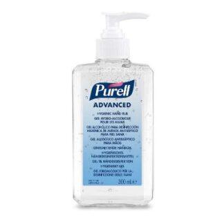 Purell Advanced Hygenic Hand Rub, håndsprit 70%, 350 ml.