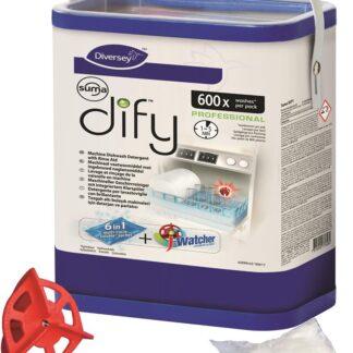 Suma DIFY, Klar-til-brug løsning til maskinopvask